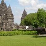 191.bezoek aan de Prambanan