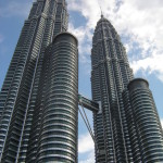 20. Petronas towers