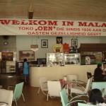 207. aankomst in Malang bij Toko Oen