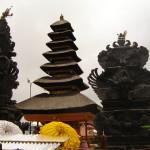 234.bijzondere bouwstijl Balinese tempels