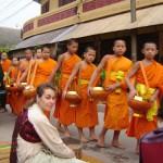 67. Luang Prabang.jonge monniken