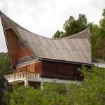 77.typische daken van de Batak