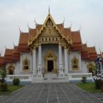 Bangkok.Wat Benchamamophit
