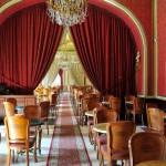 Budapest.Gerbeaud koffiehuis