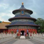 China Tempel van de Hemel