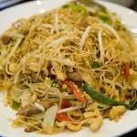 China eten