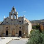 Meijer Kreta Arkadi-klooster bij Rethymnon