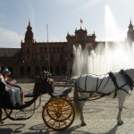 Seville met de koets
