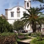 Tavira kerk